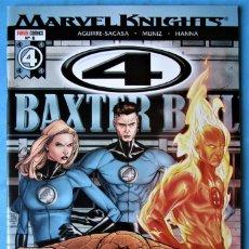 Cómics: MARVEL KNIGHTS 4 - Nº 6 - PANINI-MARVEL 2005 ''MUY BUEN ESTADO'' . Lote 156247826
