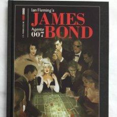 Cómics: JAMES BOND AGENTE 007. CASINO ROYALE ADAPTADO POR VAN JENSEN Y DENNIS CALERO - PANINI. Lote 156486584
