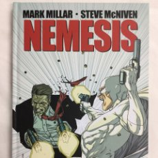 Cómics: NEMESIS - MARK MILLAR, STEVE MCNIVEN - PANINI. Lote 156489594