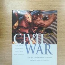 Cómics: CIVIL WAR #2 EDICION ESPECIAL. Lote 156517632