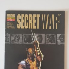 Cómics: MARVEL COMICS - SECRET WAR Nº 2 BRIAN MICHAEL BENDIS Y GABRIELE DELL'OTTO PANINI. Lote 156635154