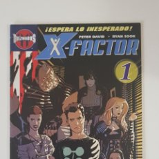 Cómics: MARVEL COMICS - X-FACTOR Nº 1 PANINI PATRULLA X X-MEN. Lote 156647166