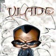 Cómics: VLADE DUDE COMICS. PARODIA BLADE MARVEL. . Lote 156660278