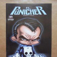 Cómics: EL PUNICHER - ENRIQUE V. VEGAS - PARODIA PUNISHER - MARVEL. EL CASTIGADOR.. Lote 156663354