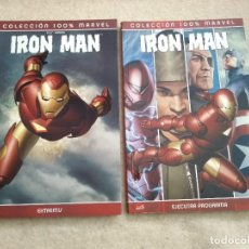 Cómics: IRON MAN: EXTREMIS + EJECUTAR PROGRAMA D15. Lote 156674414