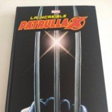 Cómics: LA INCREIBLE PATRULLA-X DE JOSS WHEDON NUM.1. MARVEL INTEGRAL.. Lote 156683594