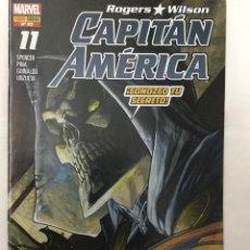 Cómics: ROGERS-WILSON: CAPITÁN AMÉRICA 82 / 11 (GRAPA) - PANINI / MARVEL. Lote 157194793