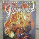 Cómics: LOS NUEVOS INVASORES TOMO 1: DIOSES Y SOLDADOS - 100% MARVEL - PANINI. Lote 157408822