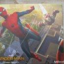 Cómics: SPIDERMAN - HOME COMING - EL LIBRO DE ARTE DE LA PELICULA - STORY BOARD - TAPA DURA 256 PAGINAS. Lote 157439562