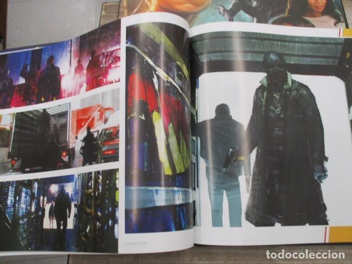 Cómics: SPIDERMAN - HOME COMING - EL LIBRO DE ARTE DE LA PELICULA - STORY BOARD - TAPA DURA 256 PAGINAS - Foto 5 - 157439562