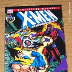 Cómics: BIBLIOTECA MARVEL X-MEN 3. Lote 157710854