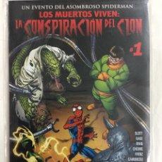 Cómics: ASOMBROSO SPIDERMAN 124 - PANINI / MARVEL. Lote 158003029