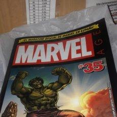 Cómics: MAGAZINE OFICIAL PANINI COMICS ESPAÑA 35. Lote 158202016