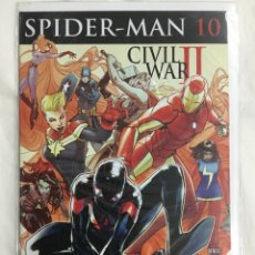 Cómics: SPIDER-MAN 10 (GRAPA) - BENDIS, LEÓN, GRACIA - PANINI / MARVEL. Lote 158231158
