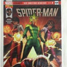 Cómics: SPIDER-MAN 24 (GRAPA) - BENDIS, BAZALDÚA , REBER - PANINI / MARVEL. Lote 158231638