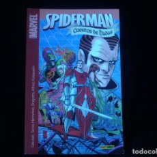 Cómics: SPIDERMAN CUENTOS DE HADAS PANINI COMICS MARVEL - COMO NUEVO. Lote 158279138