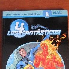 Cómics: LOS 4 FANTASTICOS Nº 1. Lote 158417766