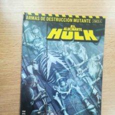Fumetti: INCREIBLE HULK #66 - ALUCINANTE HULK #22. Lote 158558501
