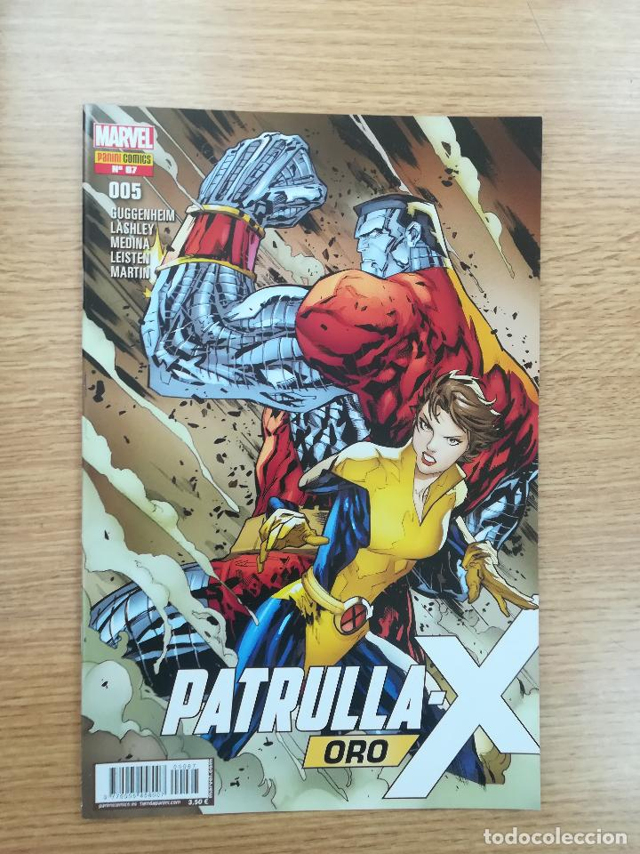 PATRULLA VOL 4 #67 - PATRULLA X ORO #5 (Tebeos y Comics - Panini - Marvel Comic)