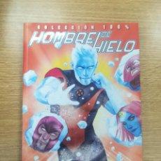 Cómics: HOMBRE DE HIELO #1 DESCONGELADO (100% MARVEL). Lote 158693492