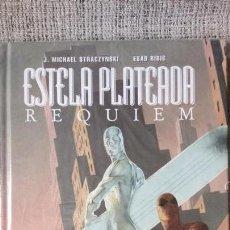 Cómics: ESTELA PLATEADA REQUIEM PANINI COMICS. Lote 154336758