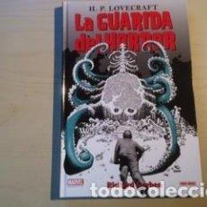 Cómics: LA GUARIDA DEL HORROR H.P. LOVECRAFT RICHARD CORBEN. Lote 158918090
