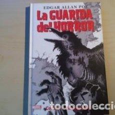 Cómics: LA GUARIDA DEL HORROR E.A. POE RICHARD CORBEN. Lote 158918258