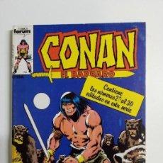 Cómics: CONAN EL BARBARO RETAPADO DEL 26 AL 30 FORUM VOL. 1. Lote 158999742