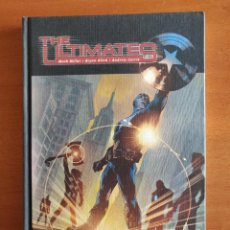 Cómics: THE ULTIMATES - TOMOS 1 Y 2 - ( MARK MILLAR Y OTROS ) - TAPA DURA. Lote 159158298
