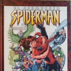 Comics : BEST OF MARVEL: EL ASOMBROSO SPIDER-MAN DE STRACZYNSKI Nº4 DE J. MICHAEL STRACZYNSKI, FIONA AVERY.... Lote 159215846