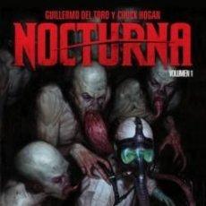 Comics: NOCTURNA ( LAPHAM, GUILLERMO DEL TORO,CHUCK HOGAN & HUDDLESTON)TOMO 01- MUY BUENO Y CON DESCUENTO-. Lote 159277746