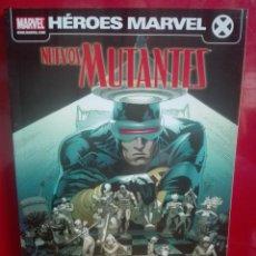 Cómics: HEROES MARVEL NUEVOS MUTANTES NECROSHA # I. Lote 159881330