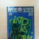 Cómics: IMPERIO SECRETO #10 (PORTADA ALTERNATIVA). Lote 160008030