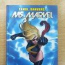 Cómics: CAROL DANVERS MS MARVEL #1 LA MEJOR DE LOS MEJORES (100% MARVEL HC). Lote 160008154