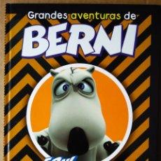 Cómics: GRANDES AVENTURAS DE BERNI: ¡PISA A FONDO! (PANINI BOOKS/BRB/SCREEN 21, 2012). 64 PÁGINAS A COLOR. Lote 160146733
