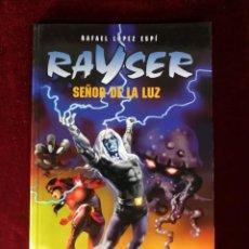 Cómics: PANINI - RAYSER SEÑOR DE LA LUZ. Lote 233474030