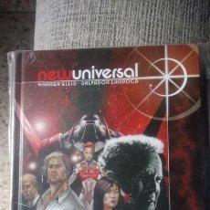 Cómics: NEW UNIVERSAL WARREN ELLIS SALVADOR LARROCA PANINI COMICS. Lote 160425898