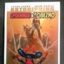 Cómics: ASTONISHING SPIDERMAN & LOBEZNO (JASON AARON & ADAM KUBERT) NOVELA GRÁFICA. Lote 160539414