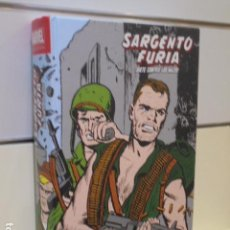 Cómics: SARGENTO FURIA SIETE CONTRA LOS NAZIS MARVEL LIMITED EDITION - PANINI. Lote 160566854