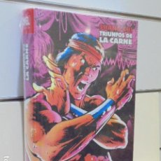Cómics: SHANG-CHI TRIUNFOS DE LA CARNE MARVEL LIMITED EDITION - PANINI. Lote 183917966