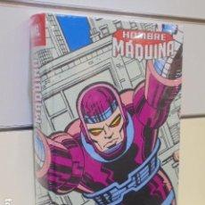 Cómics: HOMBRE MAQUINA MARVEL LIMITED EDITION - PANINI. Lote 160568118
