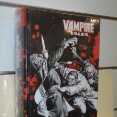 Cómics: MARVEL LIMITED EDITION VAMPIRE TALES - PANINI. Lote 160614846