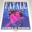Cómics: FATALE MALDICE AL DEMONIO 5. Lote 160929406