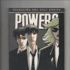Cómics: POWERS 5: ANARQUIA. BENDIS-OEMING. COLECCIÓN 100% CULT COMICS. Lote 161104974