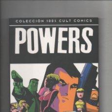 Cómics: POWERS 4: SUPERGRUPO (COL. 100% CULT COMICS, BENDIS, OEMING, PANINI). Lote 161105314