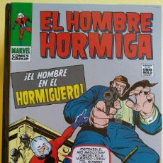 Cómics: OMNIGOLD EL HOMBRE HORMIGA DE STAN LEE, DAVID MICHELINIE, MIKE FRIEDRICH, LARRY LIEBER, JACK KIRBY... Lote 161473730