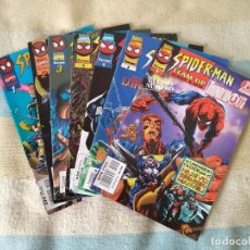 Cómics: SPIDERMAN TEAM - UP - COMPLETA 7 NÚMEROS - SPIDER-MAN. Lote 161542274