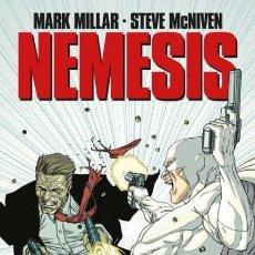 Cómics: NEMESIS (MARK MILLAR / STEVE MCNIVEN) PANINI - CARTONE - IMPECABLE - OFI15T. Lote 162302854