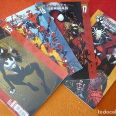 Cómics: ULTIMATE SPIDERMAN VOL. 2 NºS 15, 16, 17 Y 18 ( BENDIS BAGLEY ) ¡MUY BUEN ESTADO! PANINI MARVEL. Lote 162481522