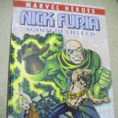 Cómics: MARVEL HÉROES Nº 10- NICK FURIA -ED. PANINI. Lote 162490670